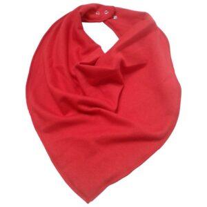 Tørklæde - Rødt