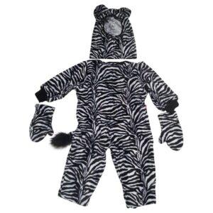 Legedragt - Zebra