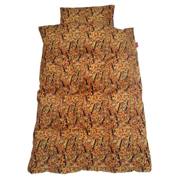 Junior sengetøj – Giraf