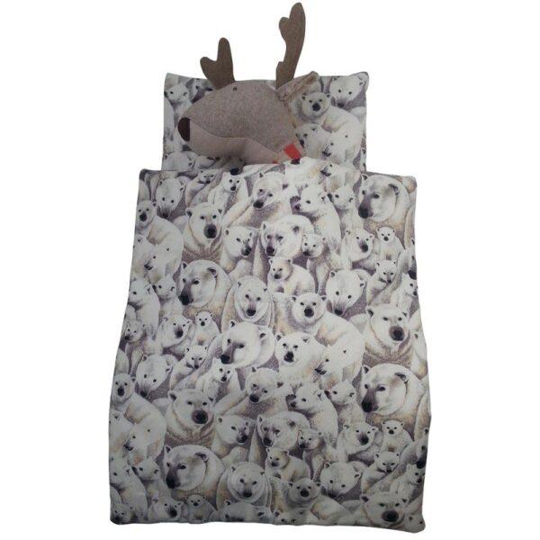 Dukke sengetøj - Giraf