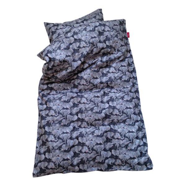 Junior sengetøj – Elefanter