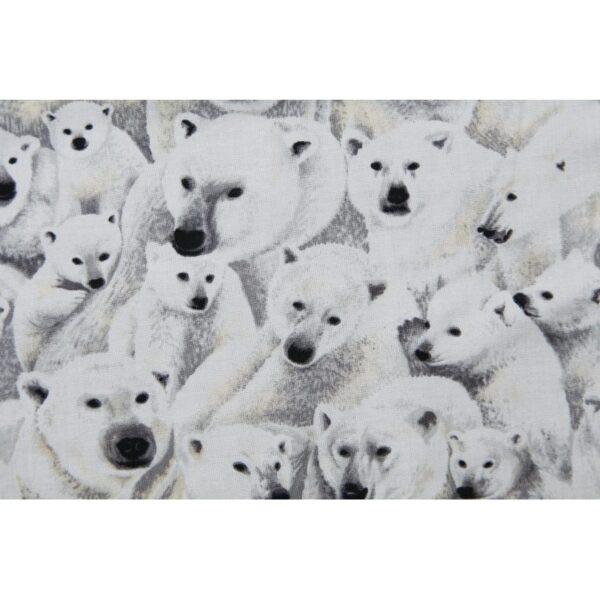 Baby sengetøj - Isbjørne