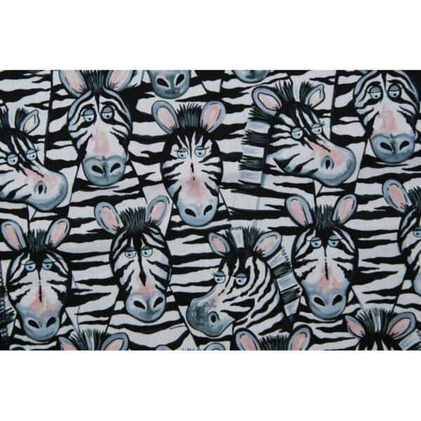 Baby sengetøj - Zebra