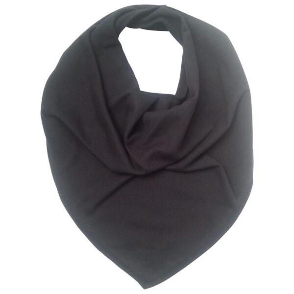 Tørklæde (voksen) - Sort