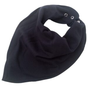 Tørklæde - Marine blå