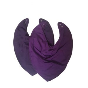 Tørklæde (voksen) - Lilla