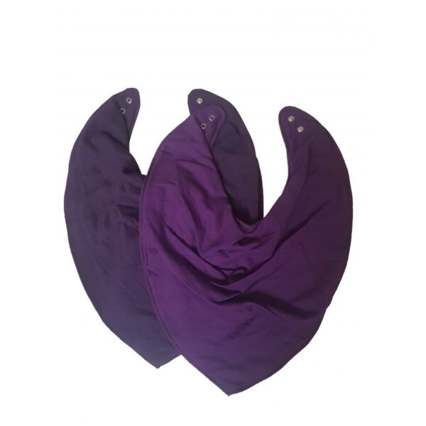 Tørklæde (voksen) –  Lilla