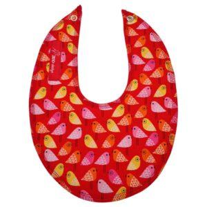 savlesmæk - Små fugle - rød