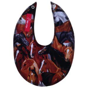 Savlesmæk - Heste - Brun