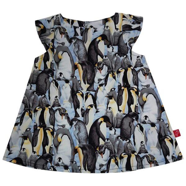 Kjole – Pingvin – Sort