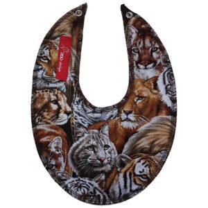savlesmæk - Vilde katte - brun