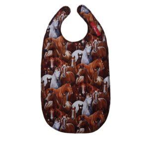 Hagesmæk - Heste - brun