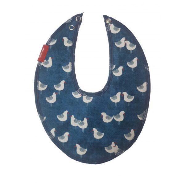 Savlesmæk - Måge - Blå