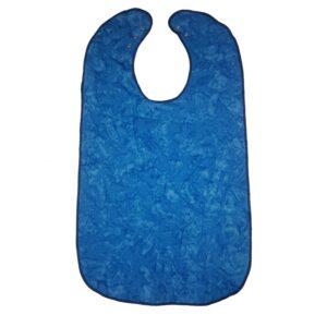 Spisestykke - blå - batik
