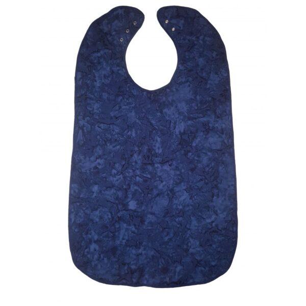 Spisestykke - marine blå - batik