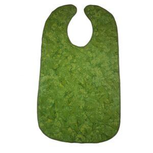 Spisestykke - frisk grøn - batik